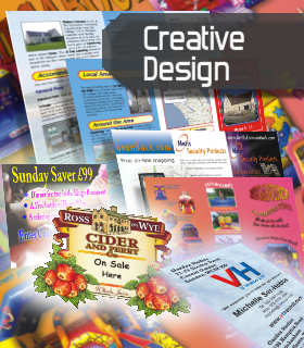 Graphic Design Ross On Wye Herefordshire Cds Web Design